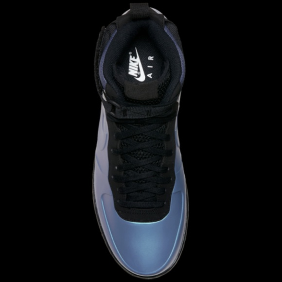 Nike Other - Nike Air Force 1 Foamposite Cup Light Carbon